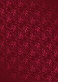 Claret background with crimson pattern Royalty Free Stock Image