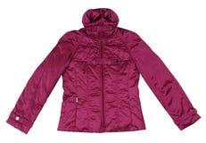 Claret jacket Stock Photography