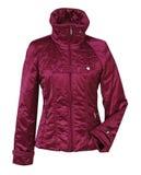 Claret jacket Royalty Free Stock Image