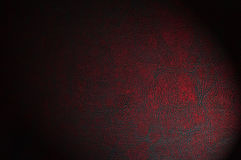 Claret red cowhide - Leather Stock Photos