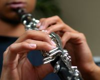 Clarinet Stockfotos