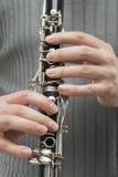 Clarinet photos stock