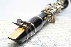 Clarinet Stockbilder