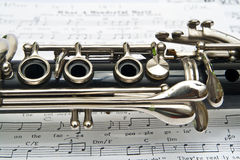 Clarinet Stock Photography