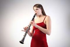 Clarinet Fotos de archivo