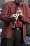 Clarinet Lizenzfreie Stockbilder