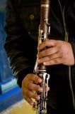 Clarinet Fotografia Stock