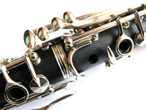 Clarinet Immagini Stock