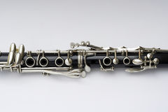Clarinet. Musical Instrument Of Woodwind Clarinet stock photos