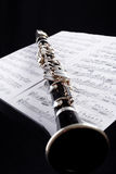 Clarinet alto Stock Photos