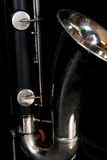 Clarinet bas 003 Photos libres de droits