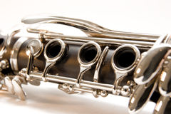 Clarinet Joint Royalty Free Stock Photography