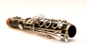 Clarinet-Verbindung lizenzfreies stockfoto