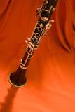 Clarinet1 quente Imagem de Stock Royalty Free