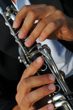Clarinetist Royalty Free Stock Image