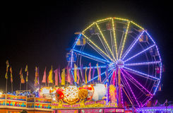 The Clark County Fair and Rodeo Stock Photo