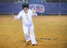 Clark County Fair und Rodeo Lizenzfreies Stockfoto