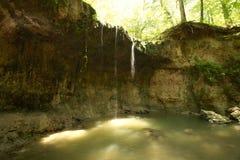 Clark Creek Natural Area lizenzfreies stockfoto