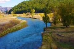 Clark Fork River Fotografie Stock Libere da Diritti