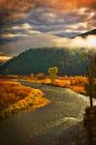 Clark Fork River Western Montana Stock Photos