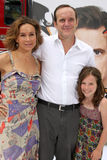 Clark Gregg, Jennifer Grey Stock Photos
