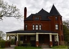 Clark House stock photos