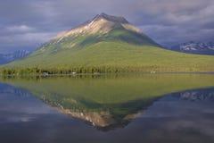 clark jeziora Zdjęcie Stock