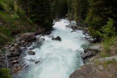 Clark's Fork River Royalty Free Stock Image