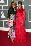 Clark Sister. S at the 51st Annual GRAMMY Awards. Staples Center, Los Angeles, CA. 02-08-09 Stock Photo