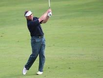Clarke, golf de abierto Madrid 2005 Foto de archivo