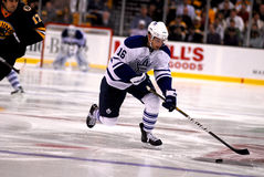 Clarke MacArthur Toronto Mapleleafs Stock Photo