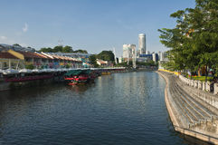 Clarke Quay Stock Photos