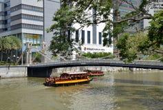 Clarke quay, Singapore Stock Images