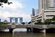 Clarke quay, Singapore Royalty Free Stock Photography