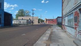 Clarksdale, MS Royalty Free Stock Photos
