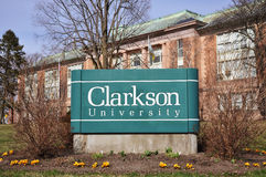 Clarkson University Royalty Free Stock Images