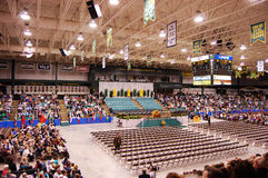 Clarkson University 2010 Graduation Ceremony Stock Photography