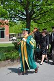 Clarkson University 2012 Graduation Ceremony Stock Photo