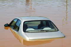 Clarksville Tn que inunda 2010 Imagem de Stock Royalty Free
