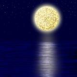 Claro de luna. Imágenes de archivo libres de regalías