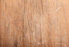 Claro superficial de madera viejo Fotografía de archivo