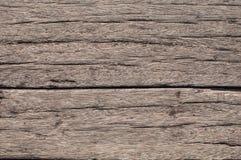 Claro superficial de madera viejo Imagen de archivo