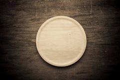 Claro superficial de madera viejo Fotos de archivo