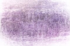 Claro - teste padrão de pintura Autumn Background Wallpaper da textura da lona rachada escura roxa de Rusty Distorted Decay Old A ilustração royalty free