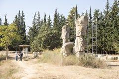 Claros the ancient city Royalty Free Stock Photo