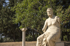 Claros the ancient city Stock Photography