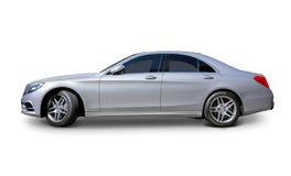 Clase de Mercedes S Imagen de archivo libre de regalías