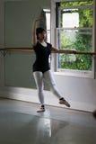 Clase del ballet Fotos de archivo