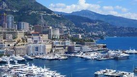 Clase a Monte Carlo. Fotografía de archivo libre de regalías