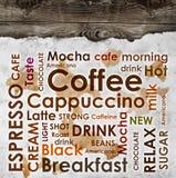 Clases de café Foto de archivo